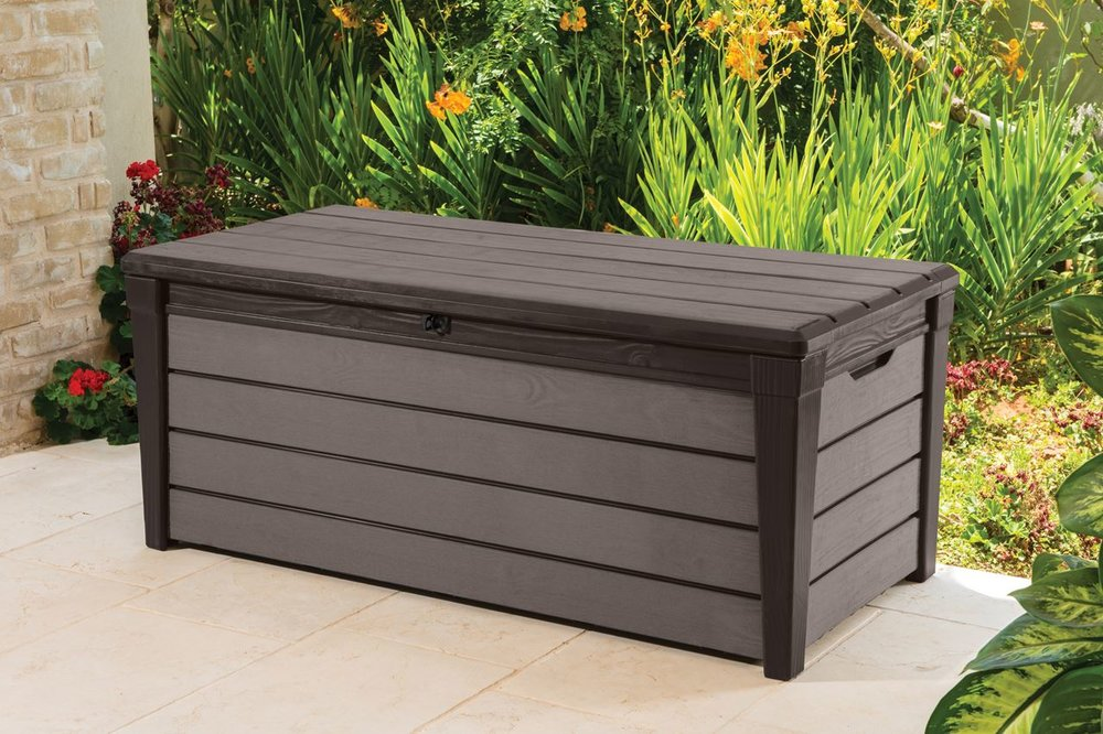 Keter - Brushwood Garden Storage Learn More