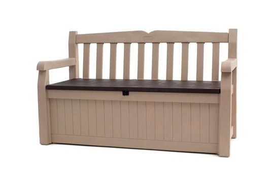 Keter - Eden Garden Storage Bench Learn More