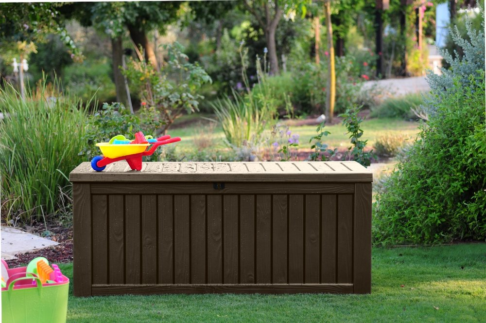 Keter - Rockwood Deck Box Learn More
