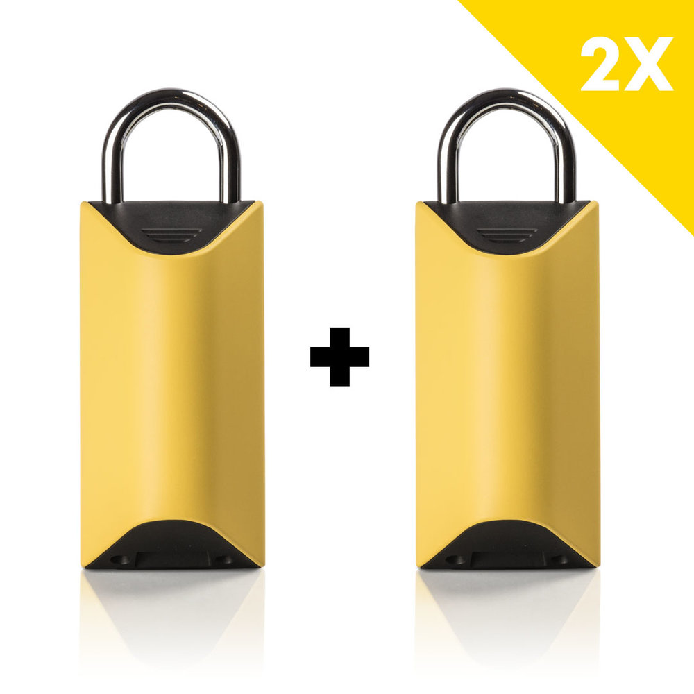 BoxLock Two Pack $179 Get Two (2) BoxLock at 30% off. Retail: $259 You Save: $80 Items included: -BoxLock Home (2) -Window Sticker (2) Pre-Order Now
