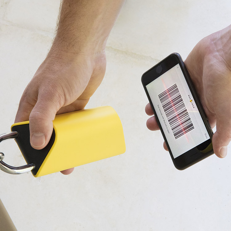 Barcode Sharing - Have an item that was accidentally forgotten by a friend or family member? Have groceries or laundry being delivered but don't want them sitting on your front porch?With the Boxlock Mobile App, you can share access by texting or emailing barcodes for one-time use, multiple uses or specific dates.