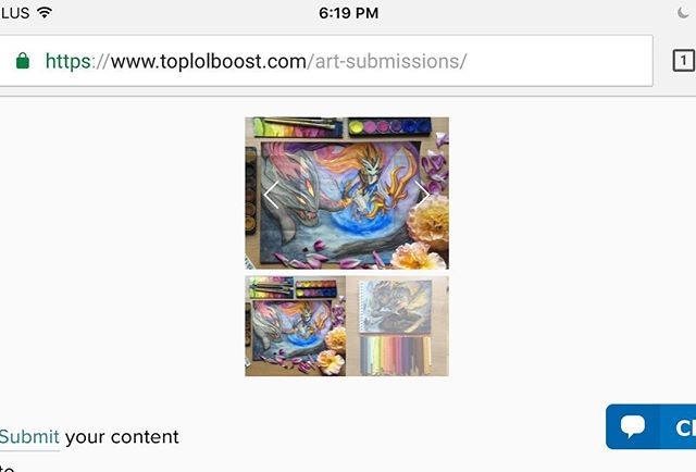 New art submission section of website , submit your art pieces to be featured.  #toplolboost #lolboost #lolcoach #eloboosting #lolartwork #lolart