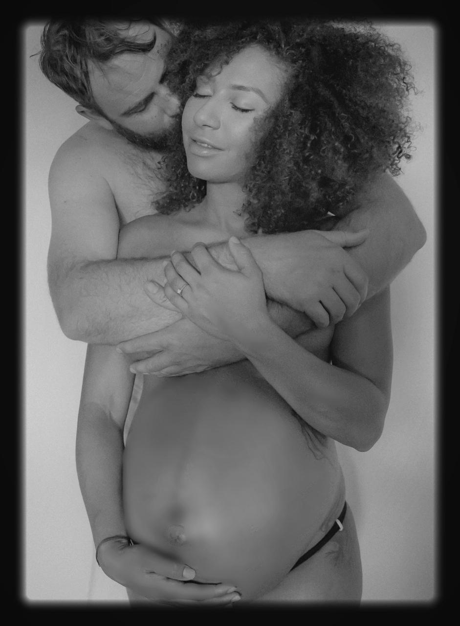 pregnant p photo