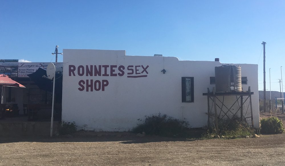 Ronnie's Sex Shop