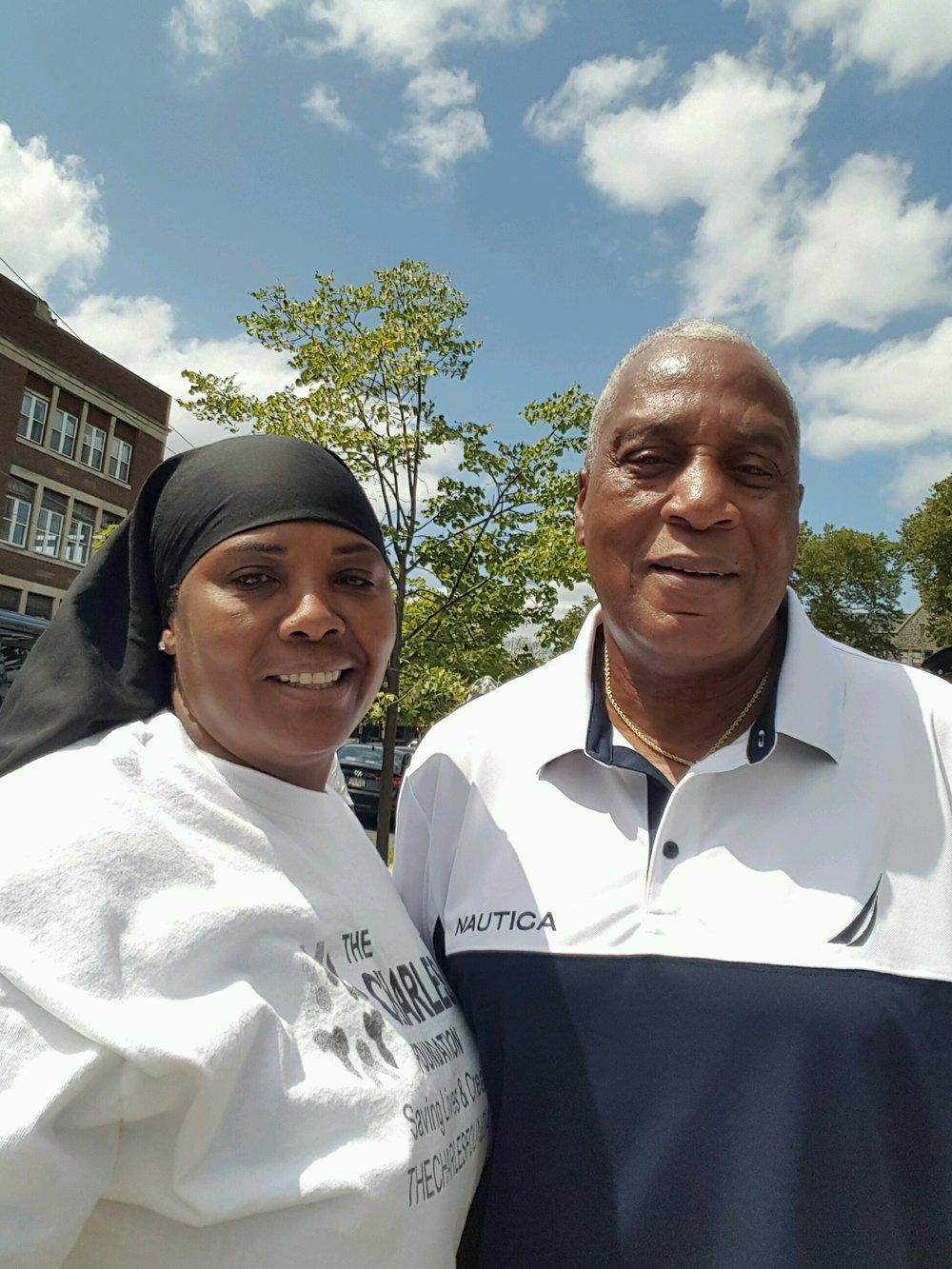 Former Police Commissioner Sylvester Johnson