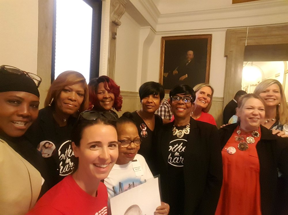 The CHARLES Foundation with Mothers in Charge and Moms Demand Action
