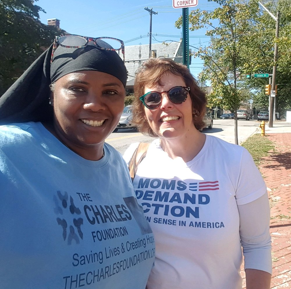 The CHARLES Foundation and Moms Demand Action