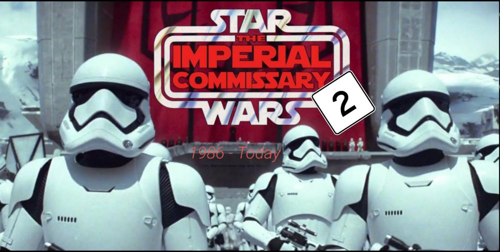 The Imperial Commissary 2 1986-Today