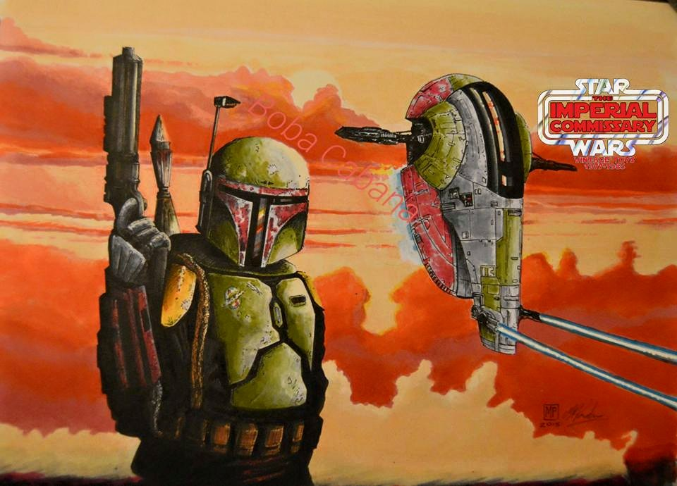 IC Boba Cabana for all things Boba Fett