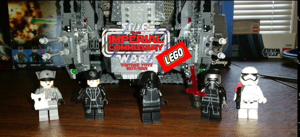 IC Lego a group for all things Star Wars Lego