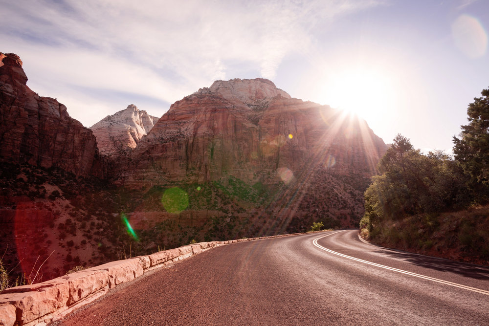 Red Roads at Zion