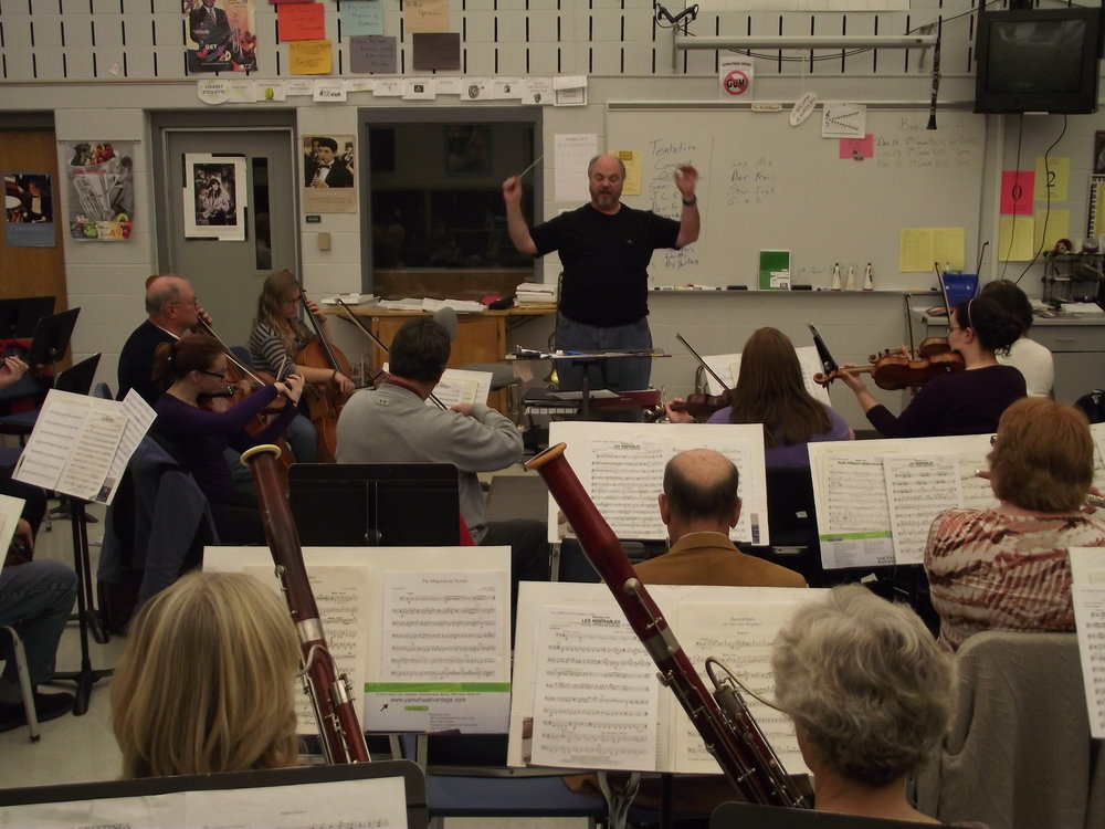 Donate to WSB - The Wausau Symphony & Band runs on the support and volunteering of many generous individuals throughout our community. We are a 501(???) nonprofit and... etc. etc.