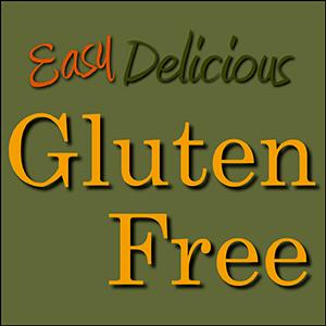 Easy Delicious Gluten-Free Cookbooks available on Amazon -