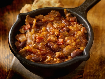 Easy Delicious Gluten-free Soups Stews and Chowders Cookbook recipe Classic Beef Chili