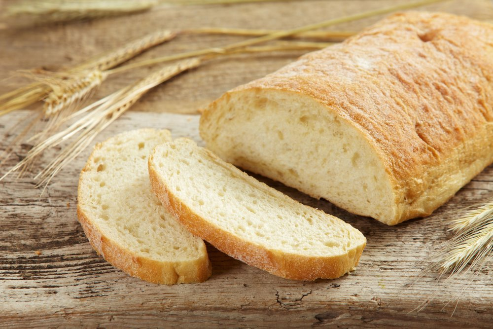 Bread contains Gluten Easy Gluten-Free Cooking Easy Delicious Gluten-Free Skillet Meals
