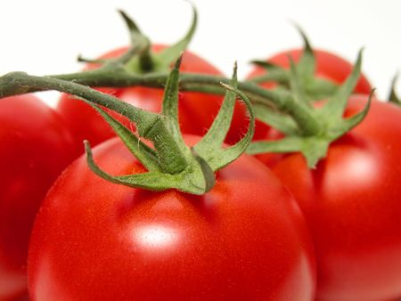 Vine ripened tomatoes Easy Gluten-Free Cooking