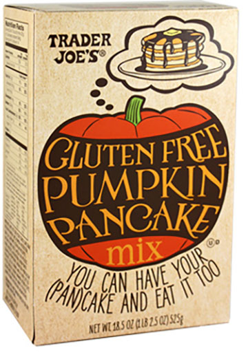 Trader Joes Pumpkin Pancake Mix Easy Gluten-Free Cooking