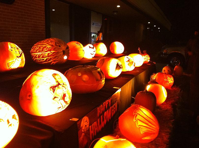 Halloween Jack O' Lanterns Easy Gluten-Free Cooking