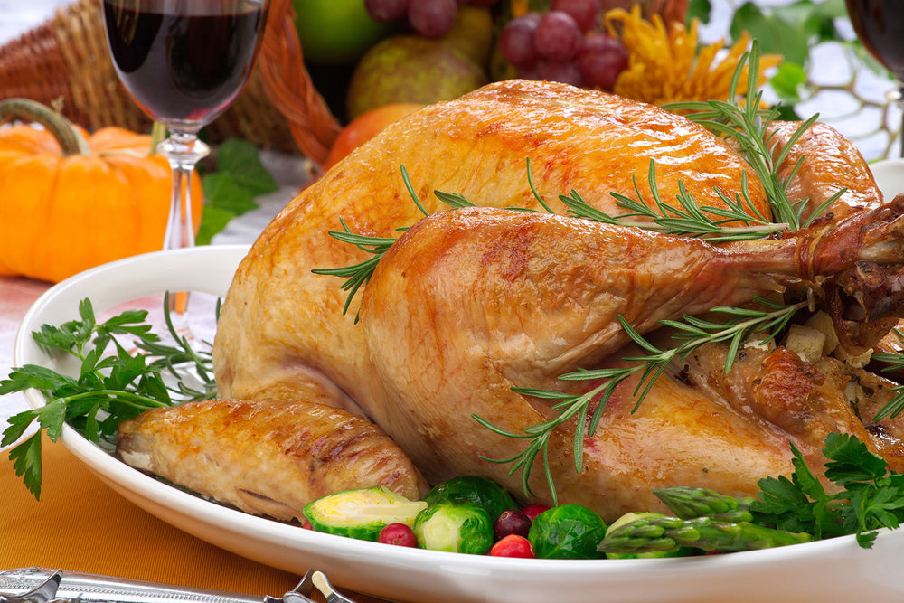 Thanksgiving Turkey Easy Gluten-Free Cooking