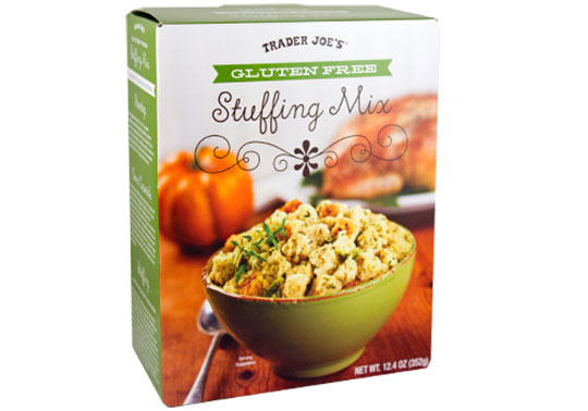 Trader Joe's Gluten Free Stuffing Mix Easy Gluten-Free Cooking
