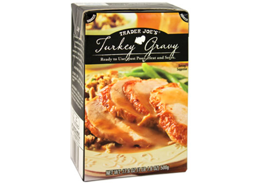 Trader Joe's Turkey Gravy Easy Gluten-Free Cooking