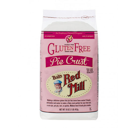 Bob's Red Mill Gluten Free Pie Crust Mix Easy Gluten-Free Cooking