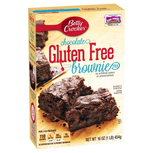 Under $5 - Betty CrockerGluten-FreeBaking Mixes