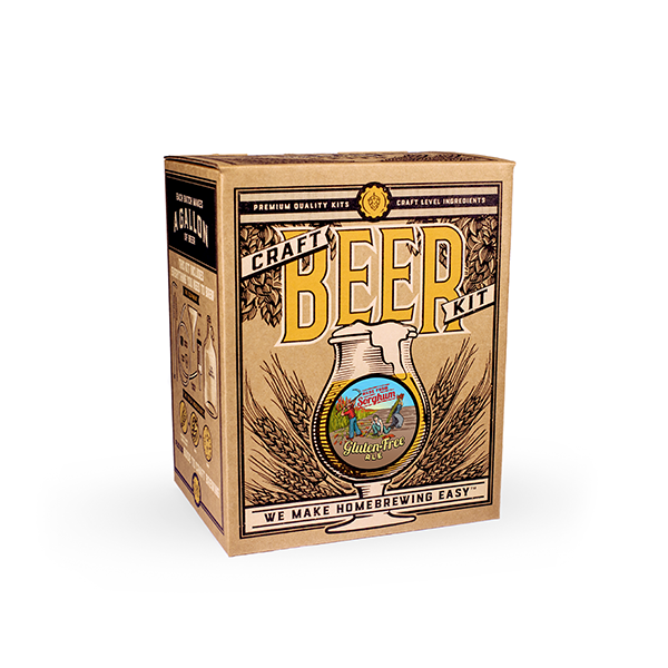 For Beer Lovers - Gluten-Free Beer Making Kit