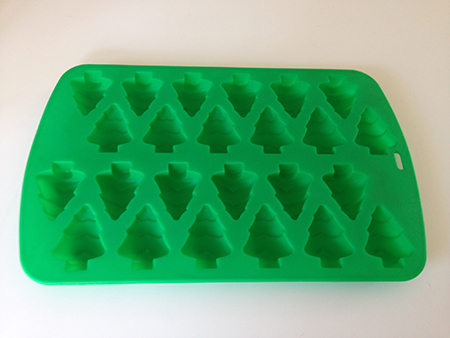 Heat Resistant Silicone Cookie Mold Easy Gluten-Free Cooking