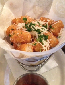 Spicy tater tots are on the menu at the new Santa Maria Fig Mountain Brew taproom