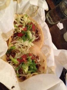 Fig Tri tip tacos