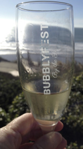 All bubbly, all the time. Organizers expect the weekend event to be another sell-out.