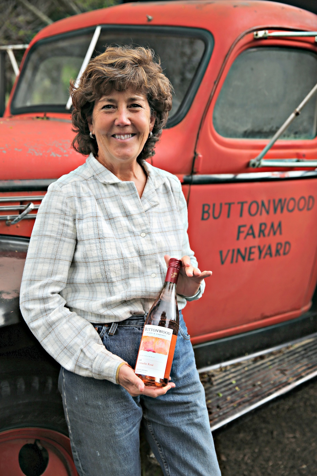 Tenley Fohl Photography/ Karen Steinwachs, general manager and winemaker at Buttonwood Farm Winery & Vineyards and winemaker/owner of Seagrape Wine Co., is organizing the March 8 event at K'Syrah Catering in Solvang.