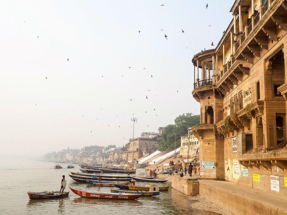 Varanasi, the holiest city