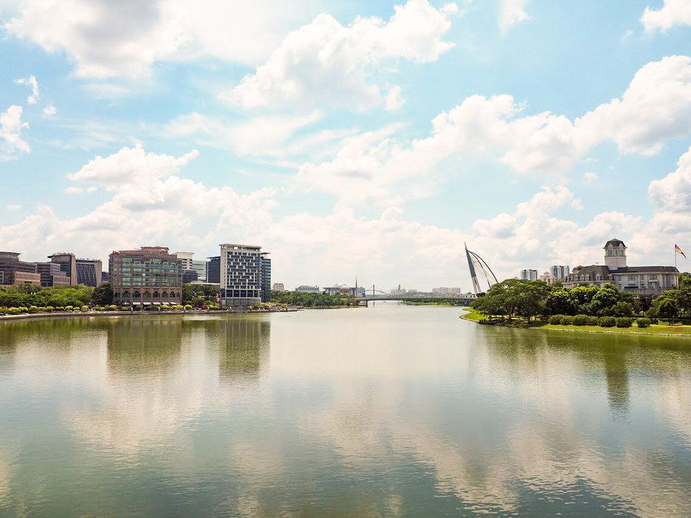 Modern Putrajaya