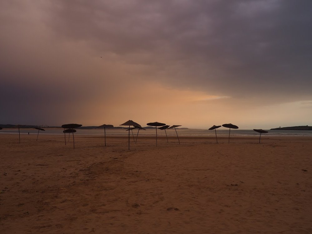 Taghazout sunsets