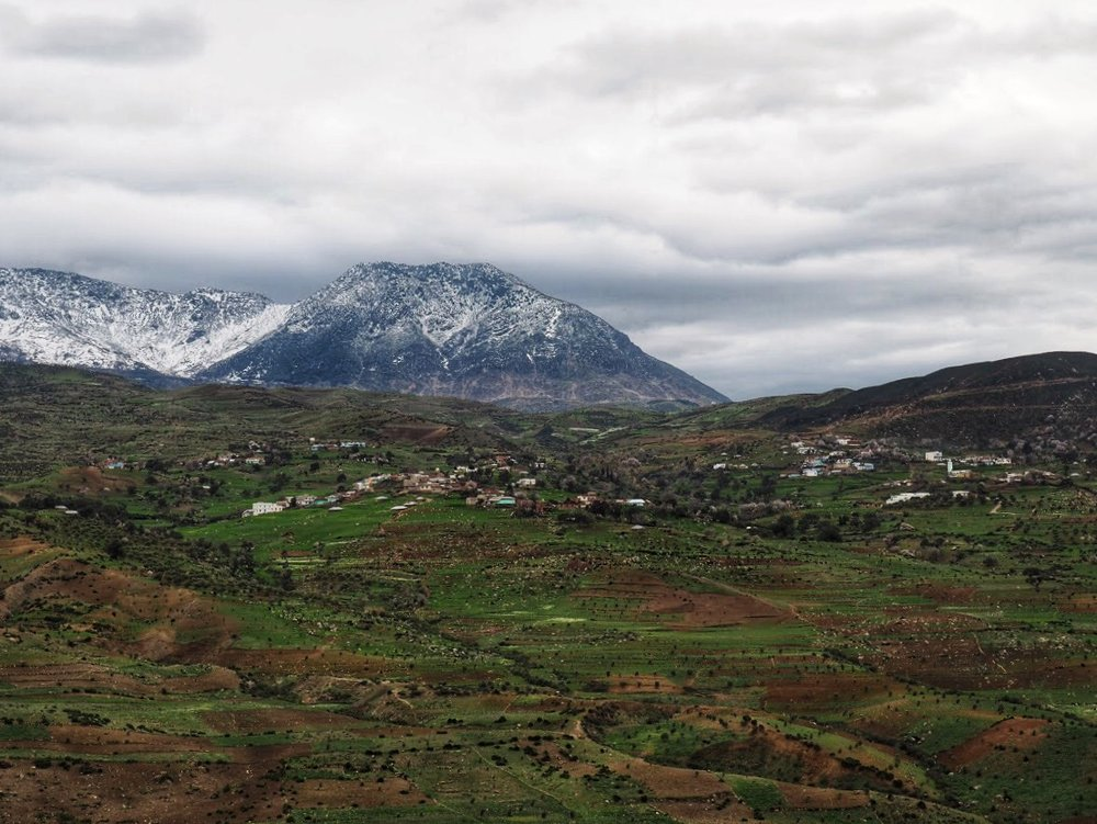 The Rif Mountains