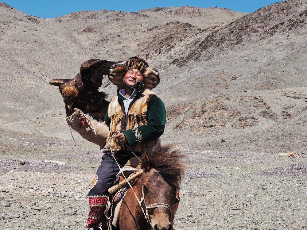 Mongolia - COMING SOON