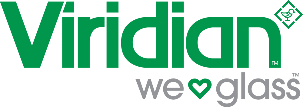 Viridian We Love Glass Logo - Green and Grey.png