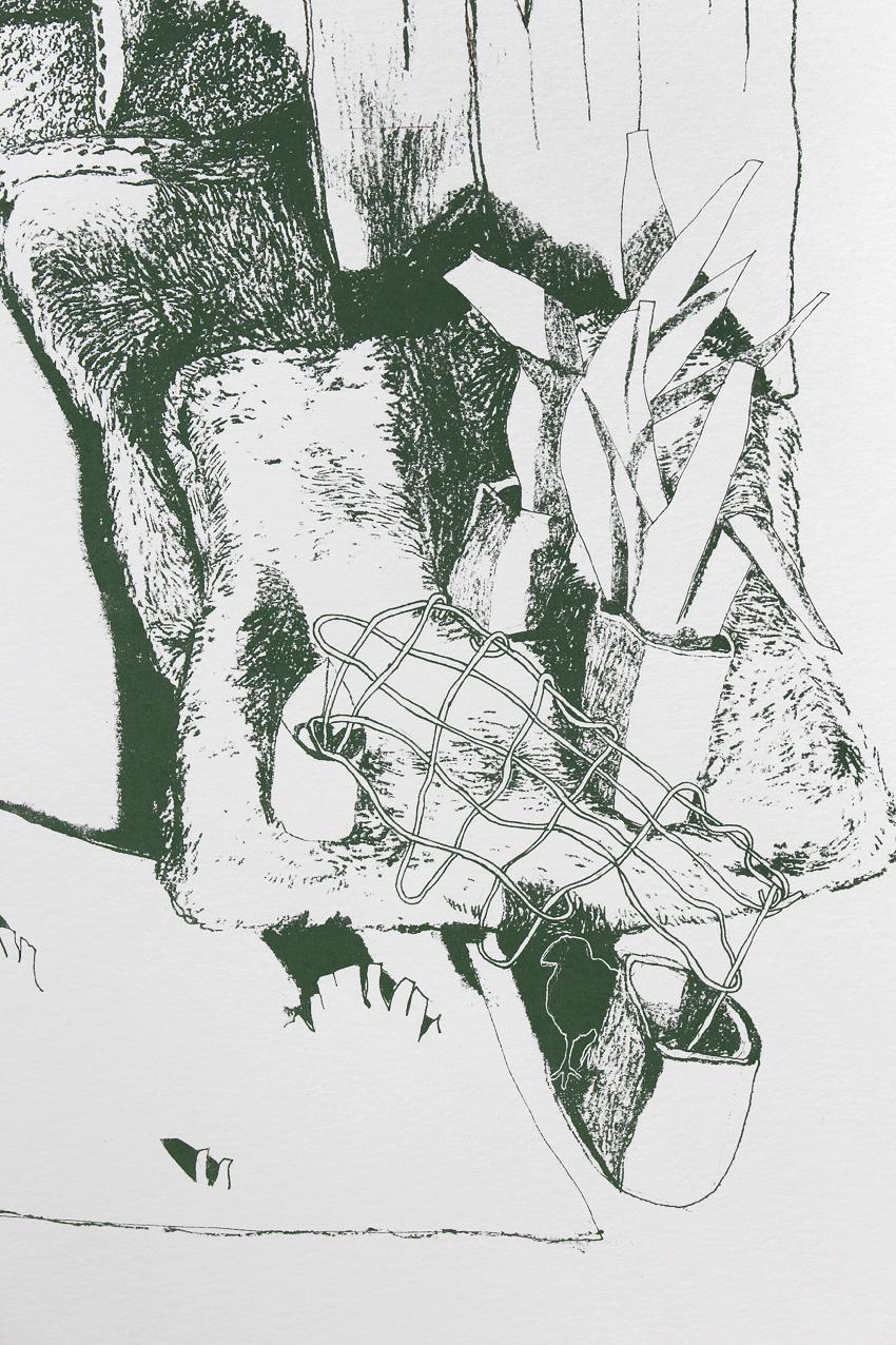 Takehe –detail