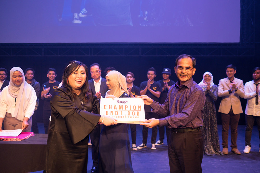 """""""Thank you so much for inviting. A real pleasrue to watch our talented youngsters performing on stage that evening! Congratulations and great job!""""  - Dato Seri Paduka Awang Haji Mohamad Roselan bin Haji Mohamad Daud Deputy Minister at The Prime Minister's Office [for The Spotlight Event, 30 December 2017 @ JIS Arts Centre]"""