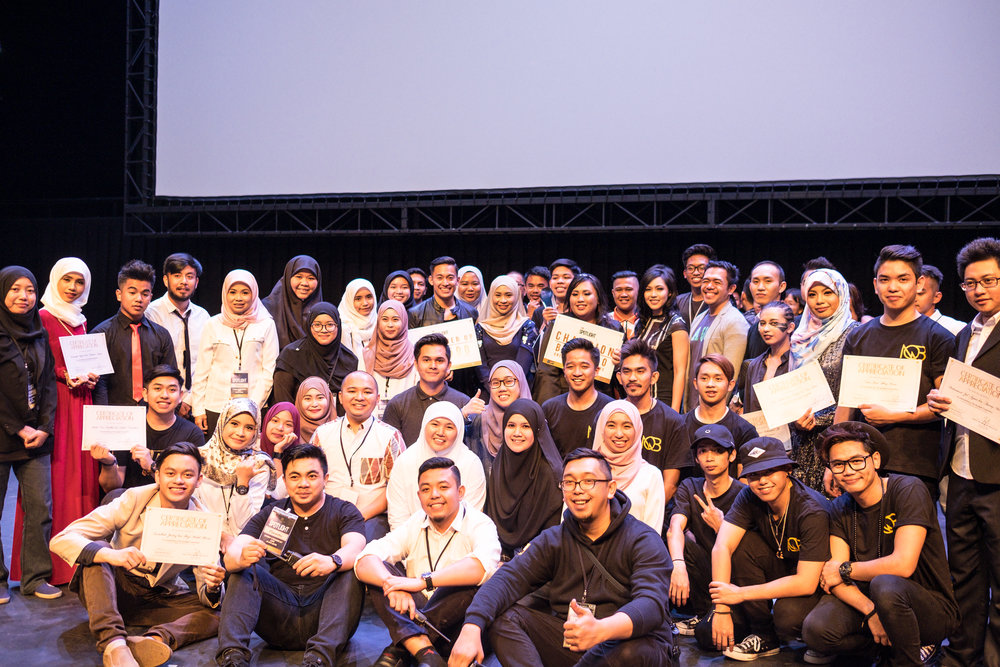 """""""This event is totally amazing. U guys managed to amaze my dad yang nda pernah suka this kinda thing. He even said that this show macam America's Got Talent! Salute you guys, this one is awesome!!!"""" - Syifa [for The Spotlight Event, 30 December 2017 @ JIS Arts Centre]"""