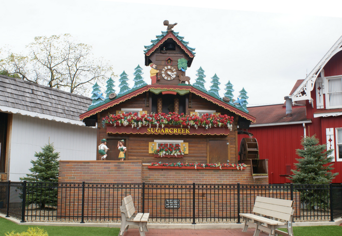 Office Location: Sugarcreek, Ohio Home of the World's Largest Cuckoo Clock