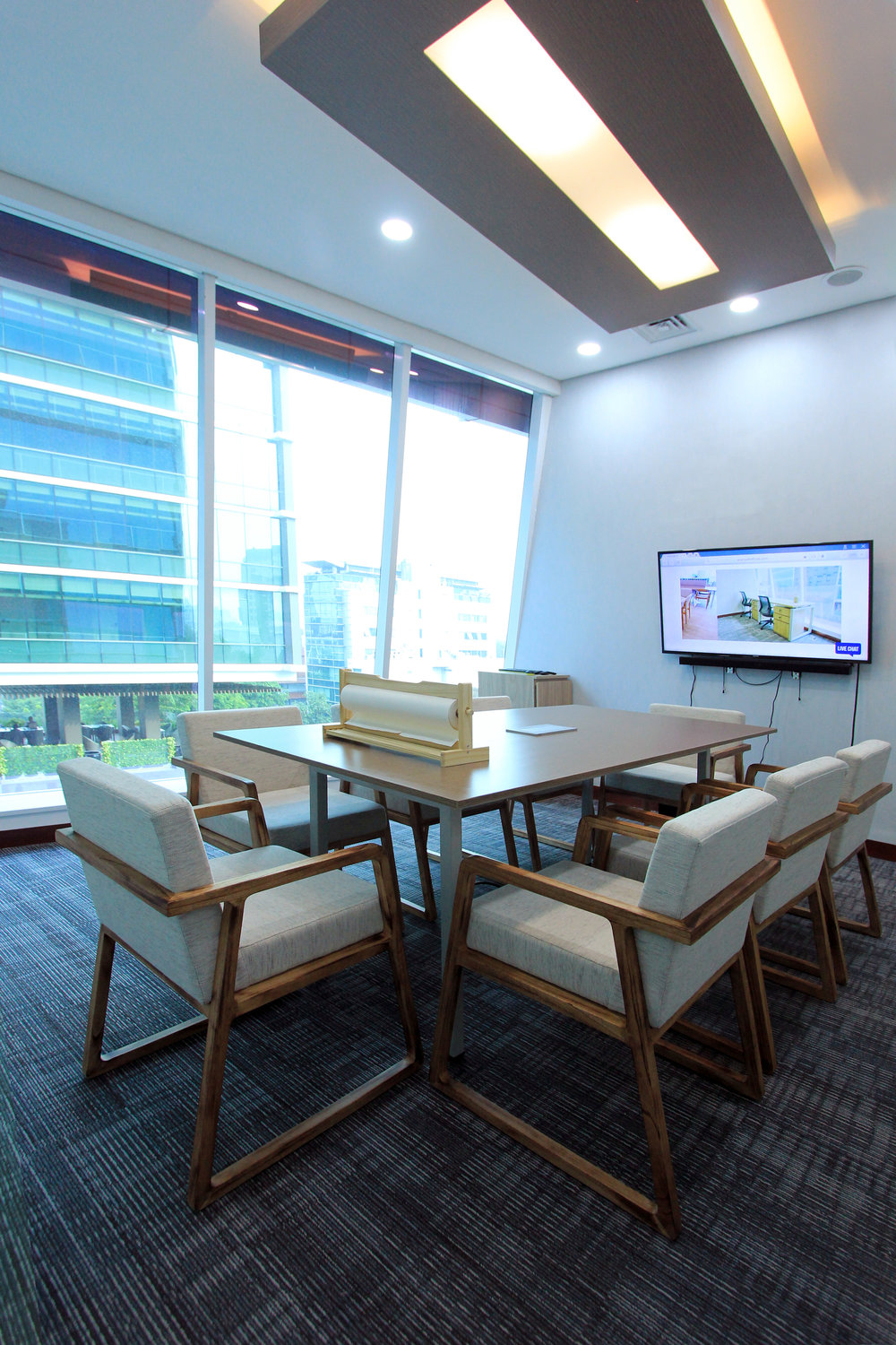 Avenue8 Meeting Room