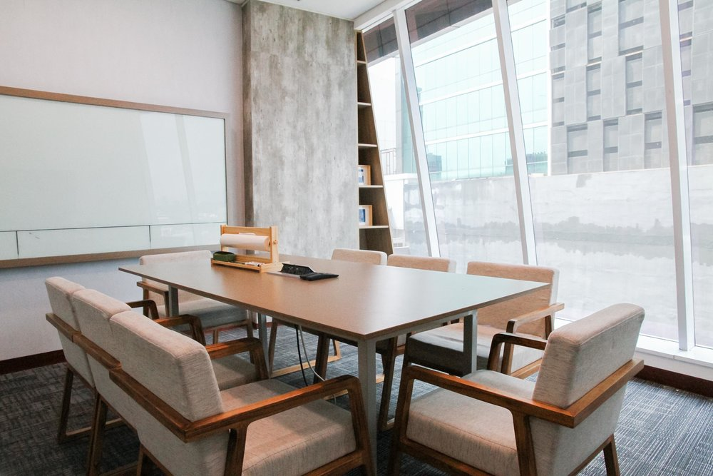 meeting rooms at avenue8