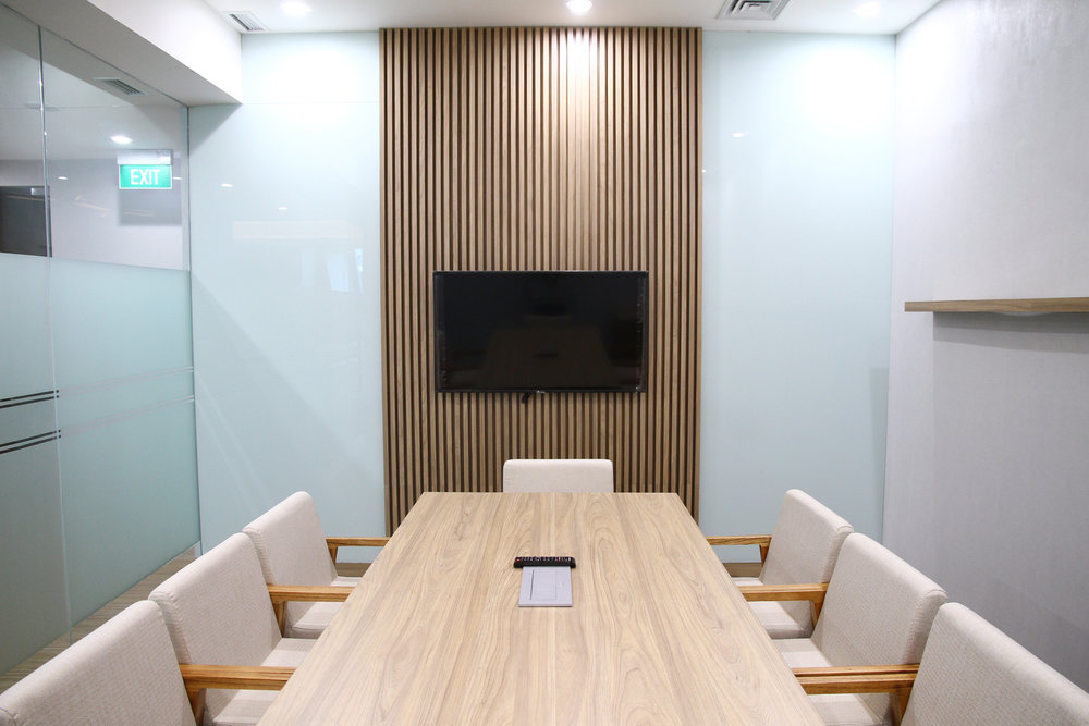 a well equipped meeting room is essential for all businesses