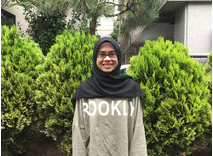 Nur Farhana Abd Khalid - Internship period: April 21 to July 15, 2017 (3 months)Nationality: MalaysianUniversity: University of Malaya