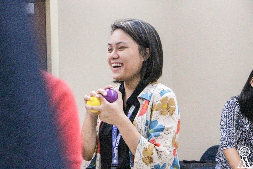 Rissa Nicole Lumba - Internship Period: June 4, 2018 to July 25, 2018Nationality: FilipinoUniversity: Ateneo De Manila UniversityOriginal Activities:- Creation of publication materials for the promotion of ACOPIA Internship Programs and Work Camps in Facebook groups.- Handling of ACOPIA Café's Instagram handle- Promotion of cultural exchange through an Indoor Busking event.- Introduction of ACOPIA's Internship Programs and Work Camps to student organizations in the Philippines so they could share these to their members.