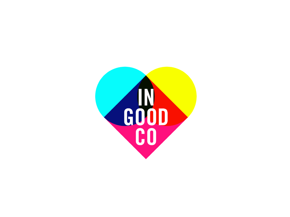 - IN GOOD CO is a culture conscious brand consultancy that aligns people and organizations around a purpose, inspires action, and builds visionary brands. Working with startups, Fortune 500s and nonprofits alike to create and align cultures and build visionary brands. As a B-Corp, we are championing a purpose-filled world. Visit our website.