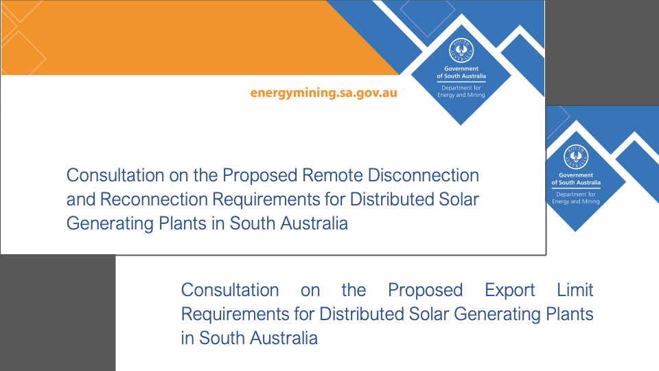 How the SA government can make 'Smarter Homes' without stifling innovation  (or rooftop solar uptake) — SwitchDin